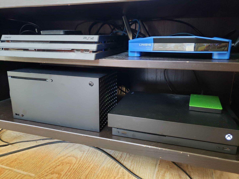 Divulgados primeiros testes do SSD, Quick Resume, Retrocompatibilidade, e outras funções do XBOX SERIES X 6