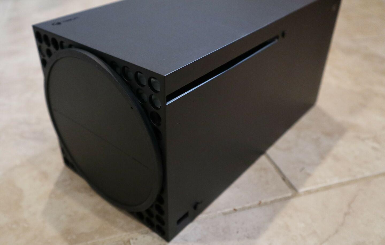 Divulgados primeiros testes do SSD, Quick Resume, Retrocompatibilidade, e outras funções do XBOX SERIES X 8