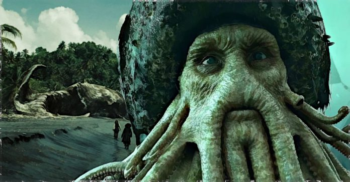 Piratas do Caribe: Por que Davy Jones matou o Kraken (e como)?