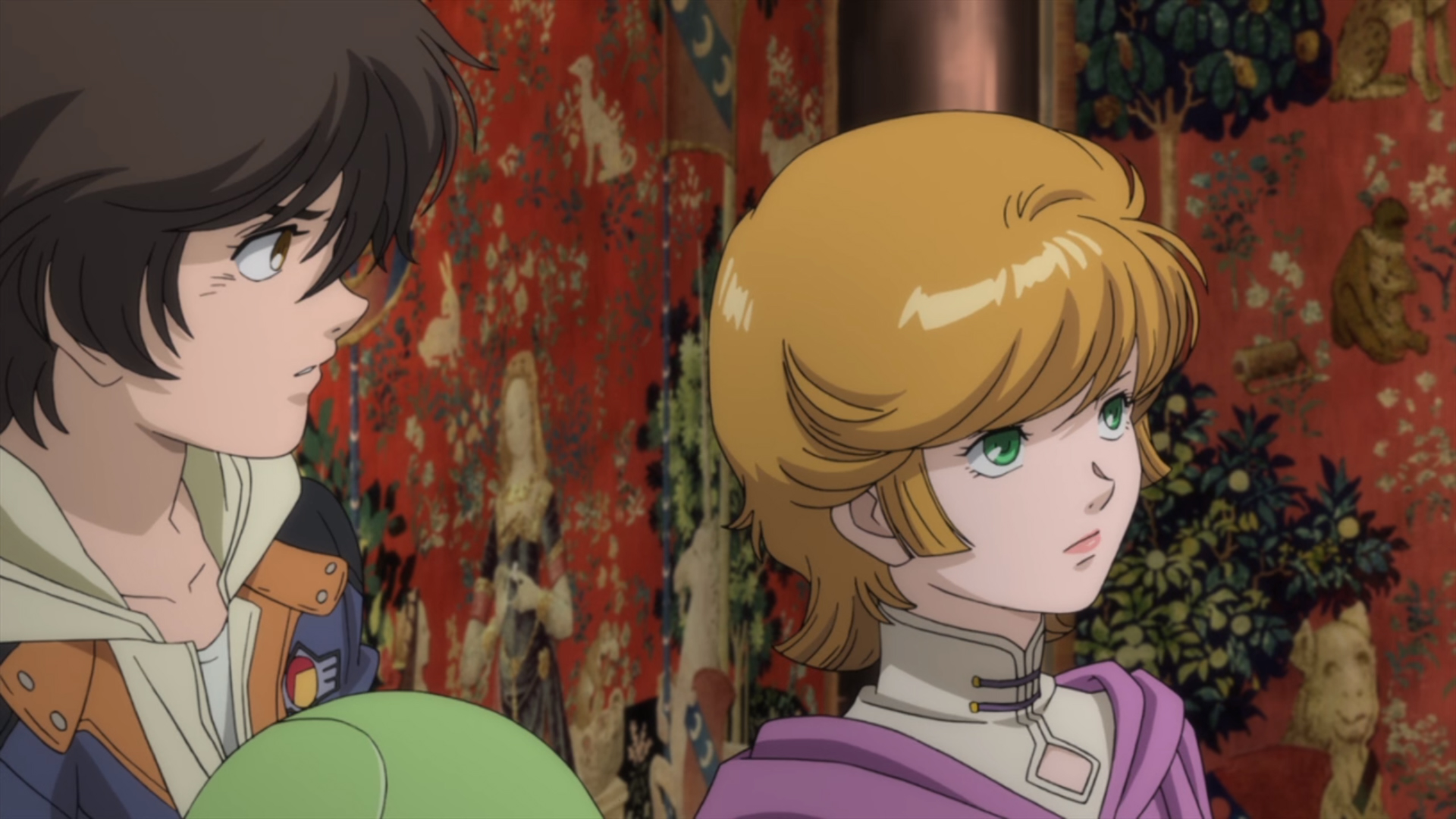 Crítica do Mobile Suit Gundam Unicorn 2