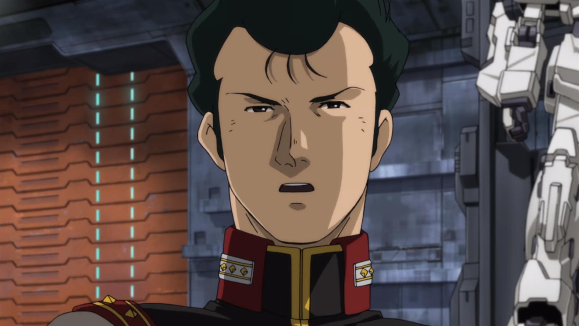 Crítica do Mobile Suit Gundam Unicorn 3