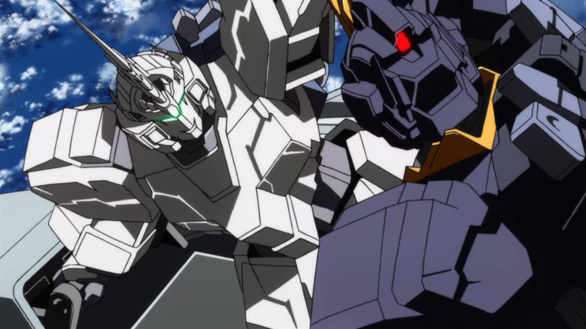 Crítica do Mobile Suit Gundam Unicorn 4