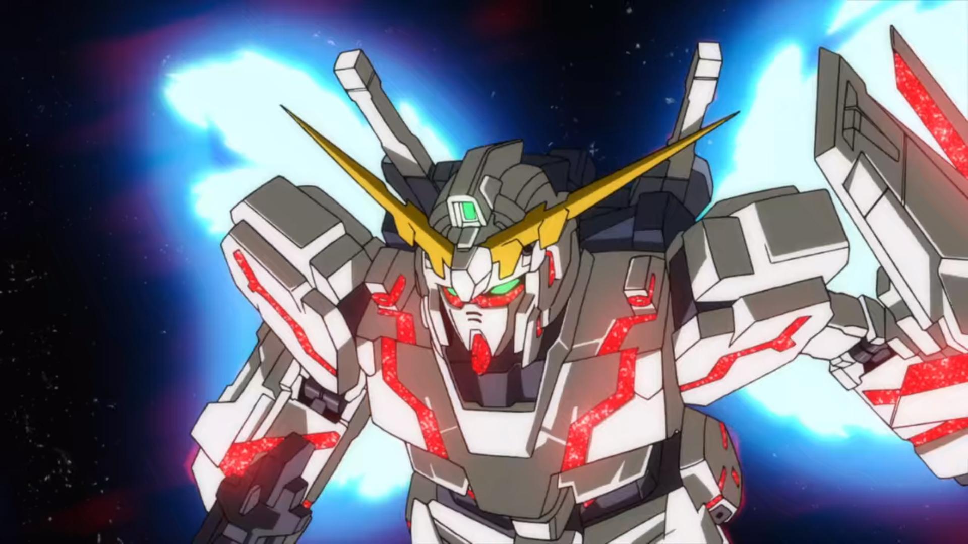 Crítica do Mobile Suit Gundam Unicorn 6