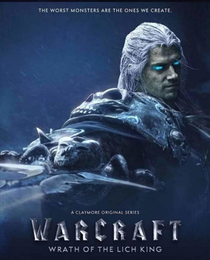 Chris Metzen acha que Henry Cavill faria um Arthas 'sonhador' em um filme de Warcraft