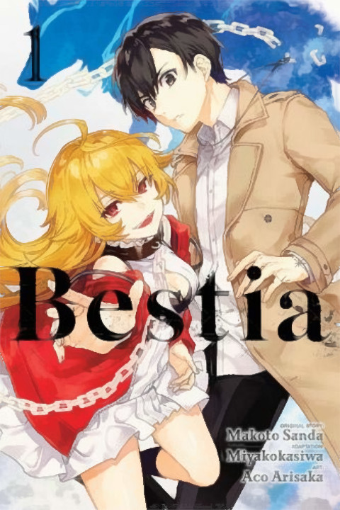 Anime Bestia Volume 1 Review