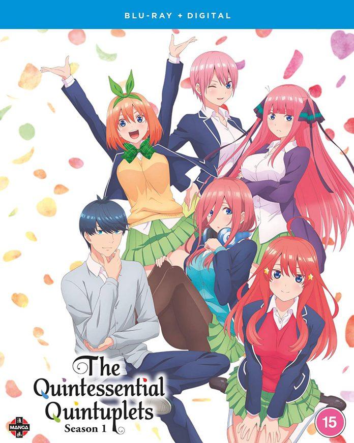 The Quintessential Quintuplets Season 1 Review