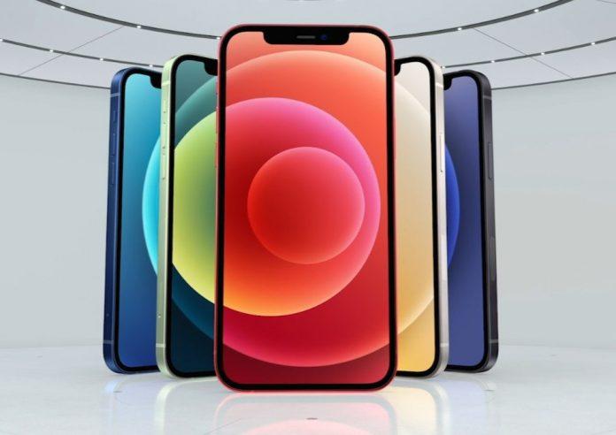 Apple apresentou o iphone 12, confira as principais as novidades