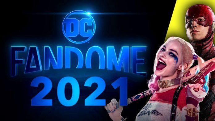 Warner Bros. provoca o evento 2021 DC FanDome