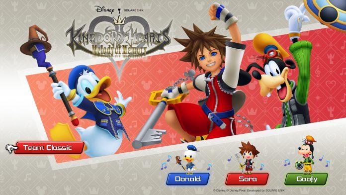 Demo de Kingdom Hearts Melody of Memory provoca um jogo de ritmo nostálgico e mágico
