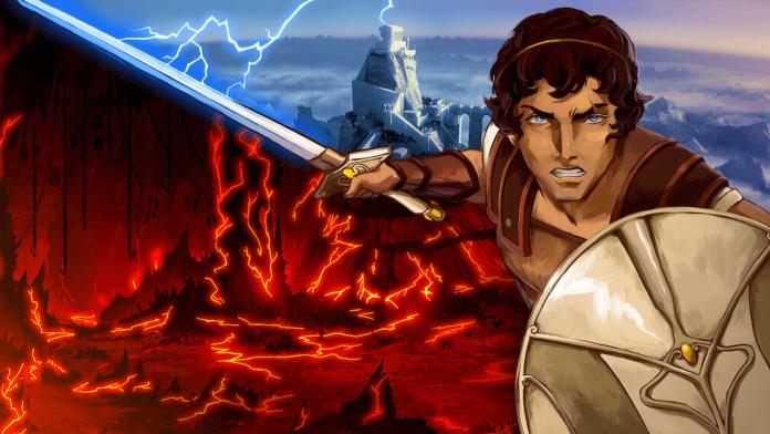 O Sangue de Zeus (Blood of Zeus) da Netflix não é um Castlevania: Mas deve te ajudar a esperar até a 4ª temporada de Castlevania