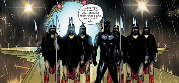 Os X-Men podem iniciar uma guerra civil em Wakanda? 1