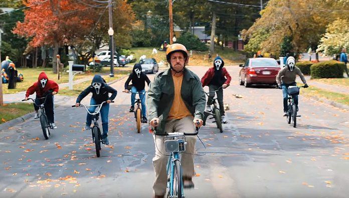 Hubie Halloween de Adam Sandler destronado como título nº 1 da Netflix