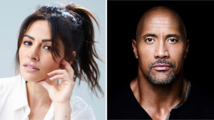 Sarah Shahi junta-se a Dwayne Johnson em 'Black Adam' da New Line And DC Films