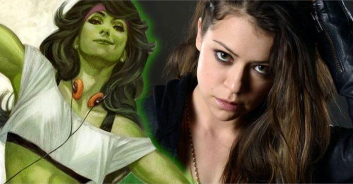 She-Hulk: Tatiana Maslany nega ter sido escalada para a Disney + Series