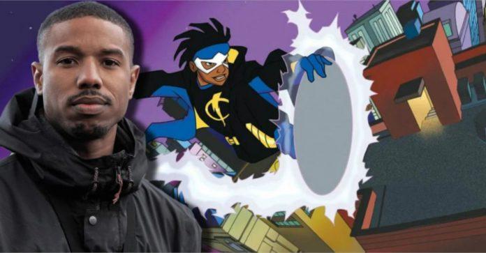 Michael B. Jordan produz filme de Super Choque para DC