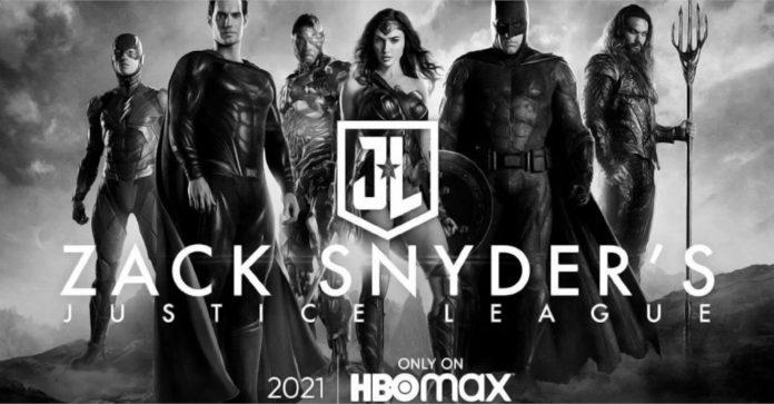 A Liga da Justiça de Zack Snyder remove os créditos de produtor de Geoff Johns e Jon Berg