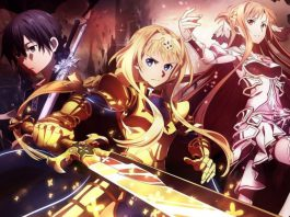 Sword Art Online Anuncia Estreia Final de 'War of Underworld'