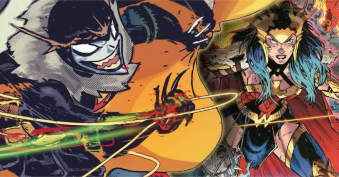 Death Metal: O Rei Robin 'Robin King' acaba de Massacrada três heróis importantes da DC