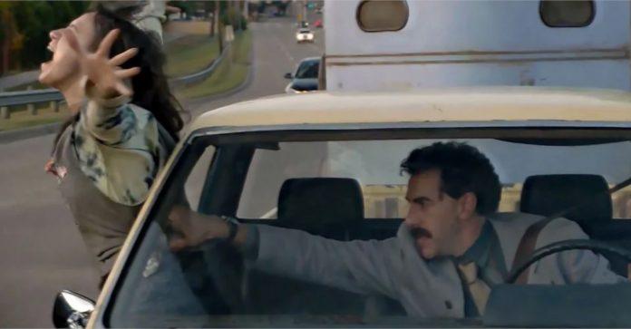 Borat 2: Amazon Lança a Sequência Antes: Oposição Final ao Debate Presidencial