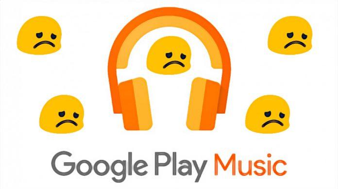 O Google Play Music agora está oficialmente acabado