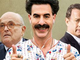 Borat 2: todas as celebridades mencionadas e zombadas