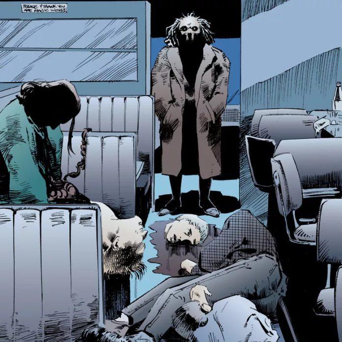 Sandman é na verdade uma história em quadrinhos de terror - e que vai te dar pesadelos