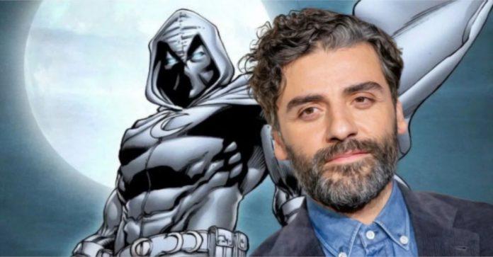 Oscar Isaac é escalado para o universo cinematográfico da Marvel como Moon Knight