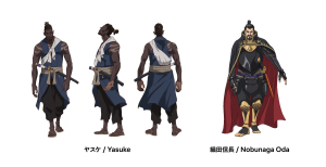 Netflix lança cinco novos títulos de anime, revela os primeiros olhares para Yasuke 16