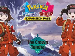 Como capturar lendários no novo DLC Crown Tundra de Pokémon Sword And Shield