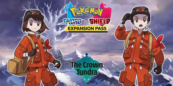 Como capturar lendários no novo DLC Crown Tundra de Pokémon Sword And Shield