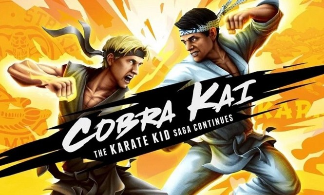 Liberado o primeiro trailer do jogo Cobra Kai The Karate Kid Saga Continues
