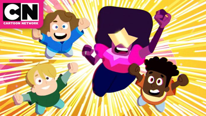 Cartoon Network lança série PSA anti-racismo com Steven Universe