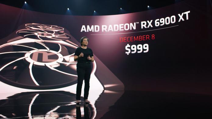 AMD Radeon RX 6900 XT Placa de vídeo