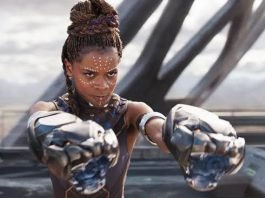 Letitia Wright do filme Black Panther é a mais recente estrela da Marvel a convocar um filme totalmente feminino de Vingadores
