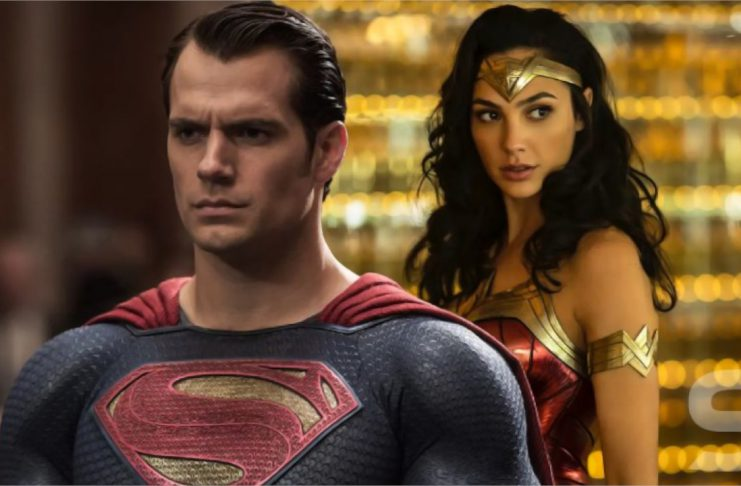 O status de Henry Cavill naDCEUé um dos grandes mistérios de Hollywood, mas a franquia já está substituindo Superman por outros personagens