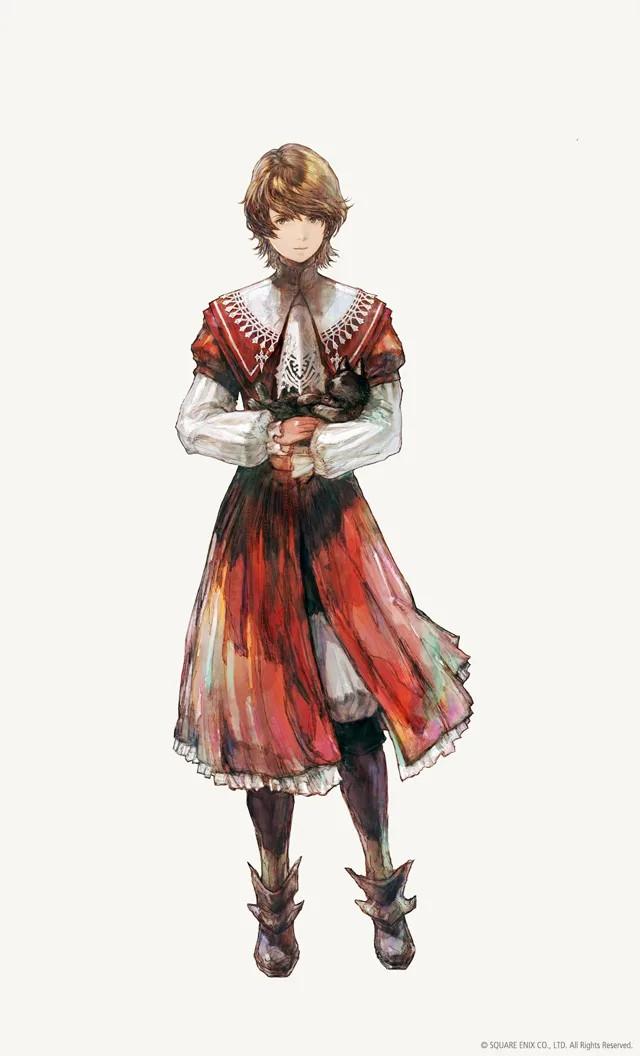 Final Fantasy 16: Square Enix introduz os 6 reinos do jogo e os Personagens 2