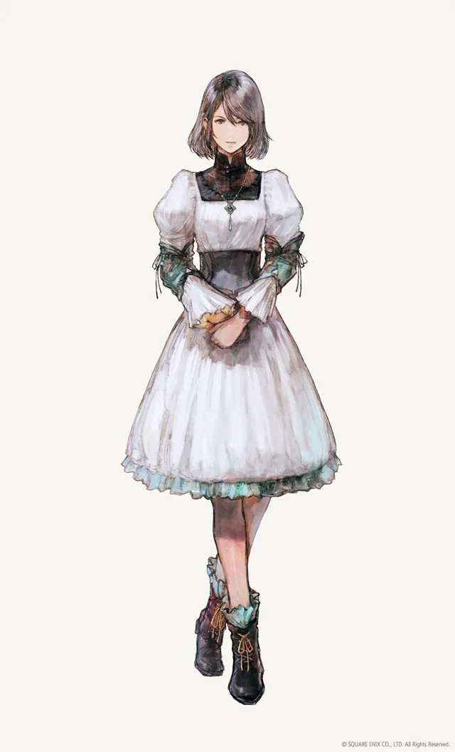 Final Fantasy 16: Square Enix introduz os 6 reinos do jogo e os Personagens 3