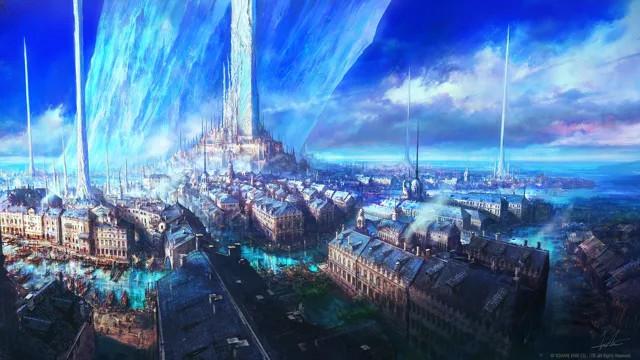 Final Fantasy 16: Square Enix introduz os 6 reinos do jogo e os Personagens 7