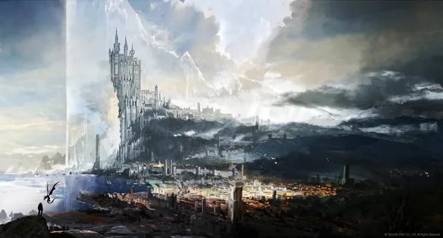 Final Fantasy 16: Square Enix introduz os 6 reinos do jogo e os Personagens 6