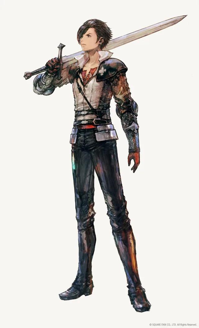 Final Fantasy 16: Square Enix introduz os 6 reinos do jogo e os Personagens 1