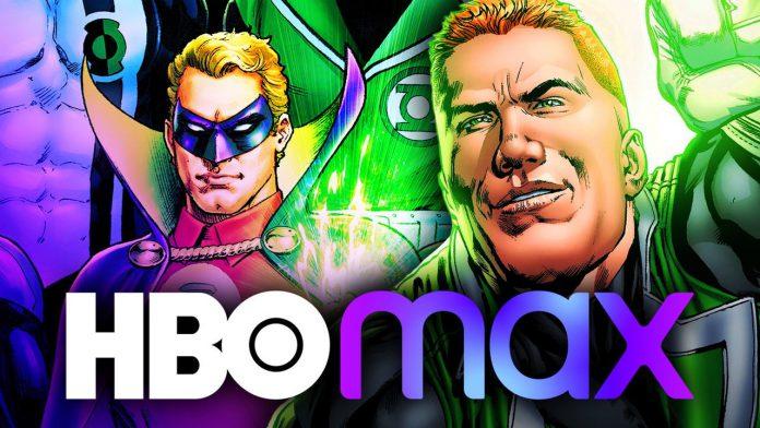 Série Lanterna Verde HBO Max apresenta vários períodos de tempo (exclusivo)