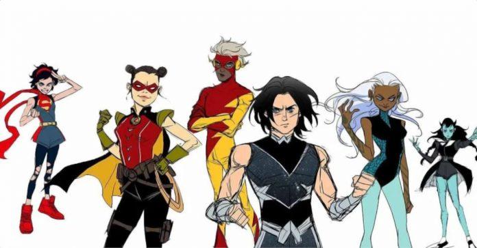 Teen Justice: Conheça a nova equipe de heróis legados da DC