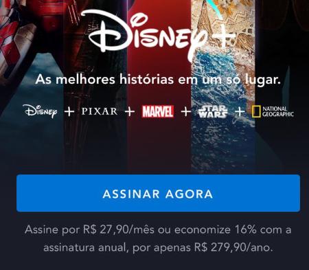 Disney+: Revelado o preço mensal e anual da assinatura no Brasil (Atualizado) 1