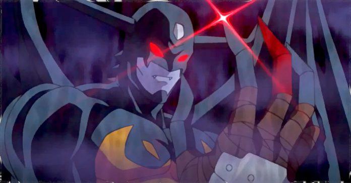 A série Digimon Reboot está prestes a estrear a nova evolução de Devimon