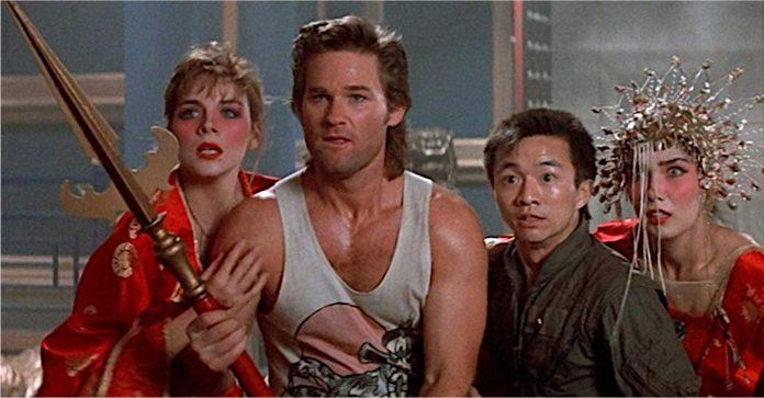 Cancelado Os Aventureiros do Bairro Proibido 'Big Trouble in Little China' 2 O filme teria sido menos racista