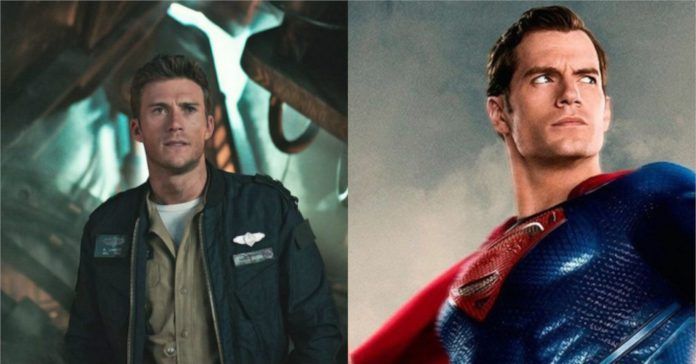 Veja Scott Eastwood no lugar do super-homem de Henry Cavill em um novo terno surpreendente