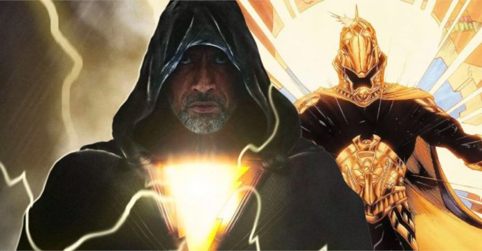 Adão Negro apresentará o super-herói mais poderoso da DCEU