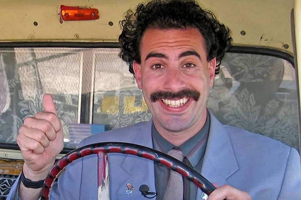 [Crítica] Borat: Fita de Cinema Seguinte 5