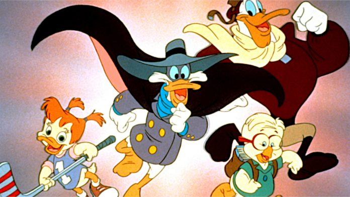 'Darkwing Duck' Reboot na Disney Plus (EXCLUSIVO)