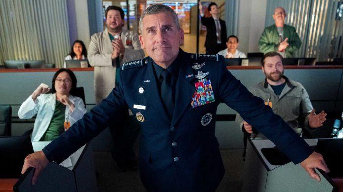'Space Force' renovada para a 2ª temporada na Netflix